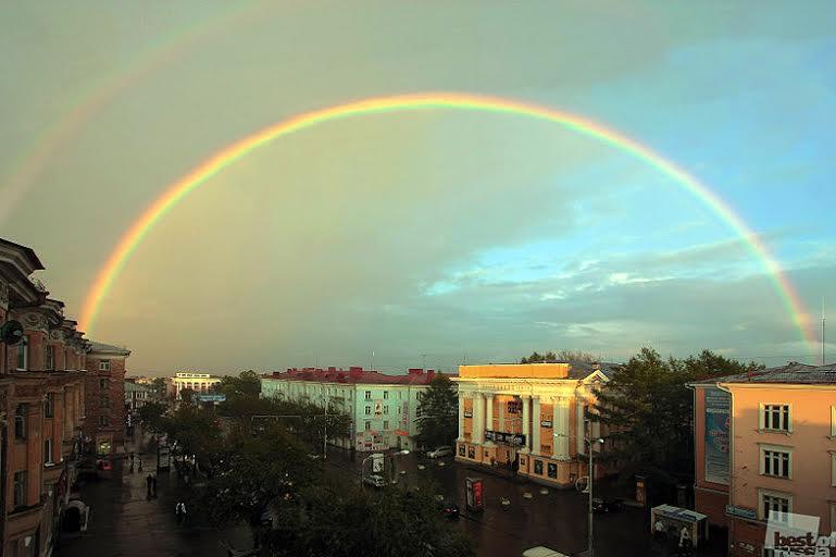 Петрозаводск. Фото Владимира Ларионова