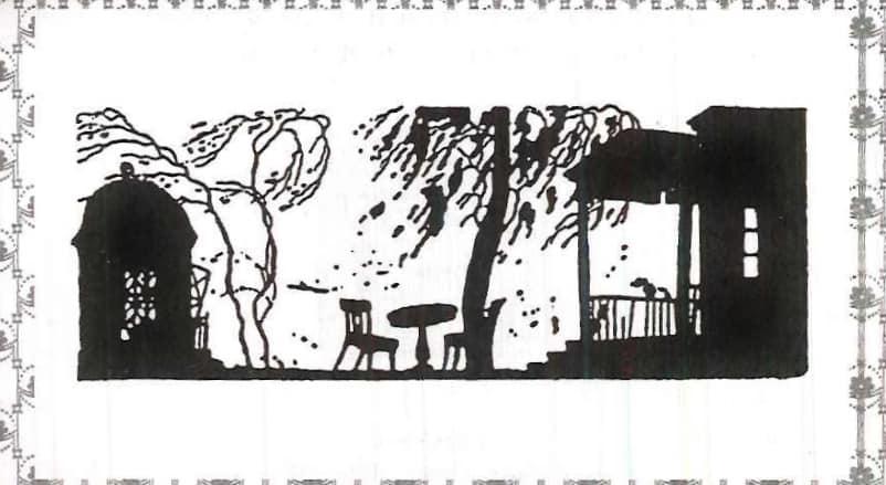 Такую иллюстрацию к своему рассказу о прошлом выбрал Борис Викторович Сапунов
