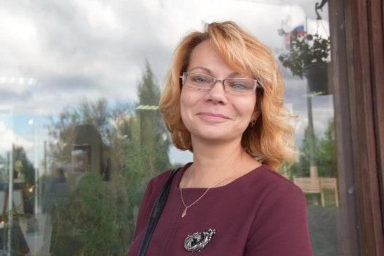 Светлана Пахомова