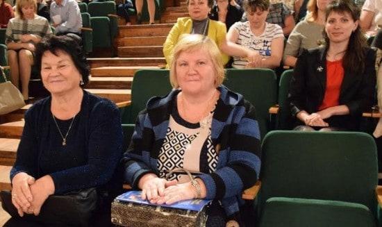 Людмила Людикяйнен (слева) и Ирина Архипова (справа)