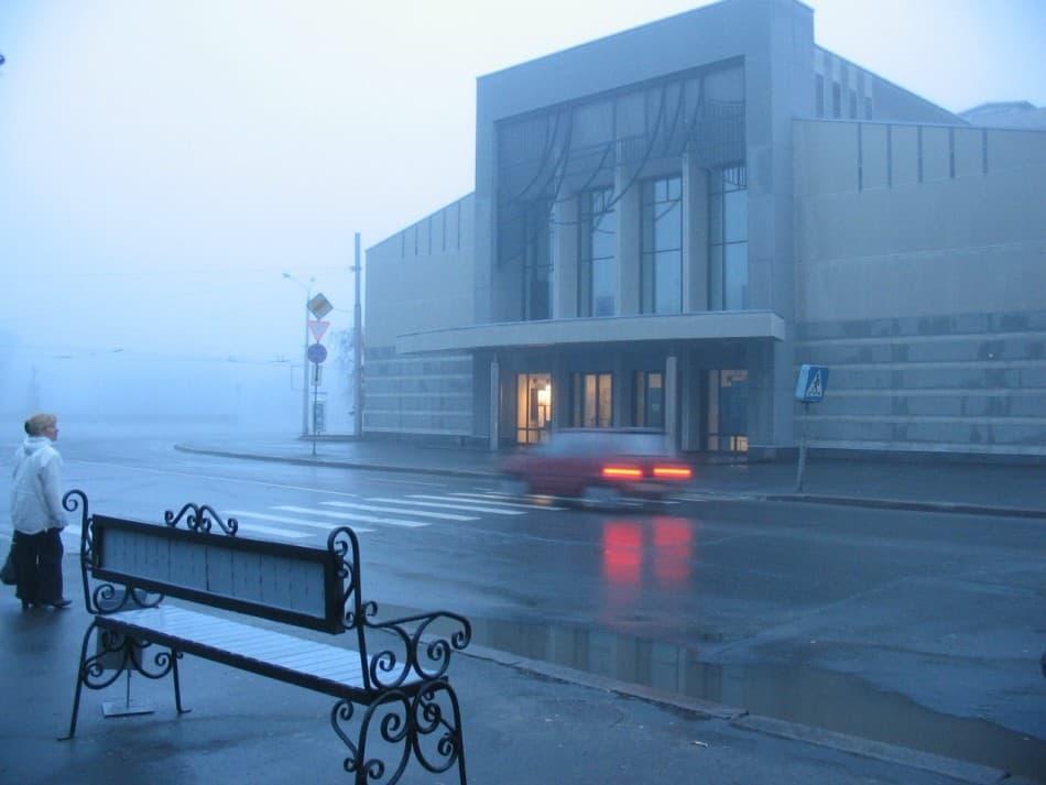 Национальный театр Карелии. Фото Ирины Ларионовой