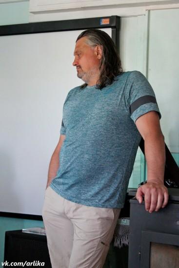 Владимир Софиенко. Фото Арины Аликиной