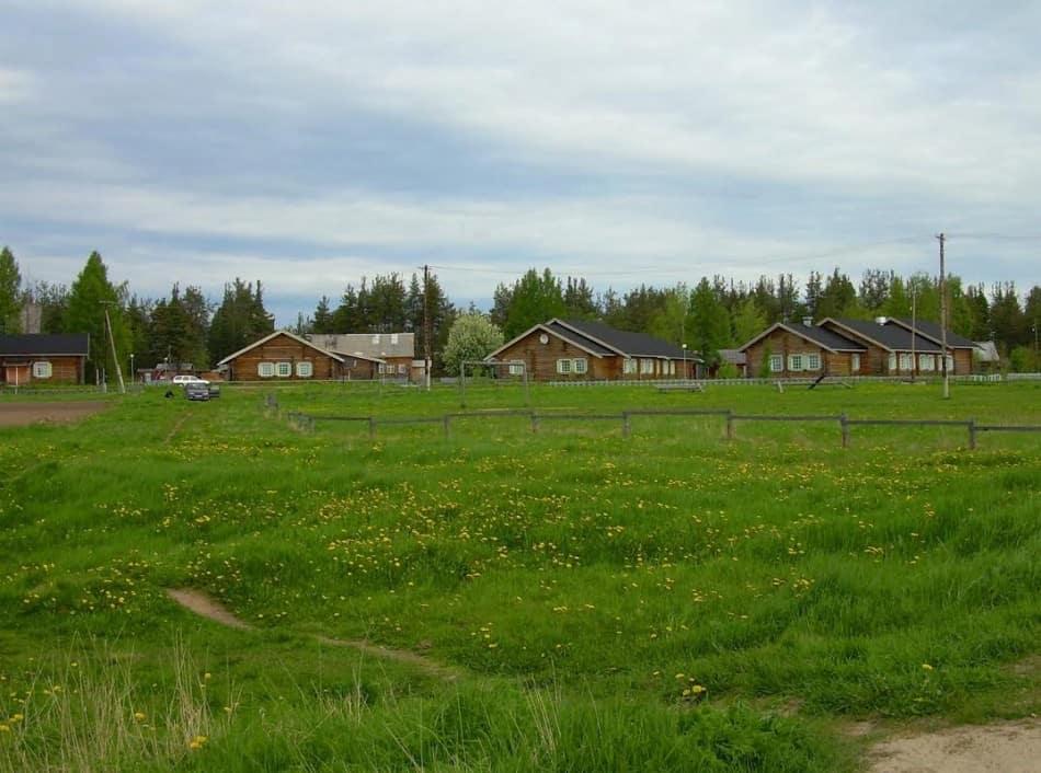 Деревня Вокнаволок