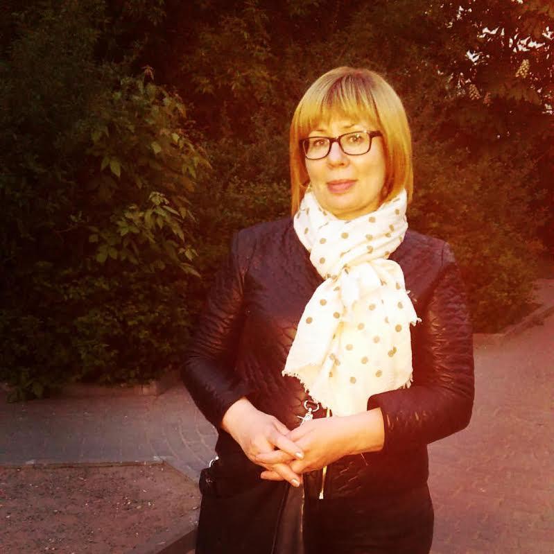 """Зоя Арнаутова, автор блога """"Культурный променад"""". Фото Фото Полины Черняевой"""