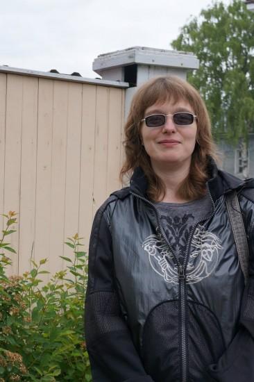 Валентина Калачева. Фото Сергея Стангрита
