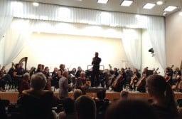 Концерт в Карельской филармонии в честь Эдуарда Патлаенко