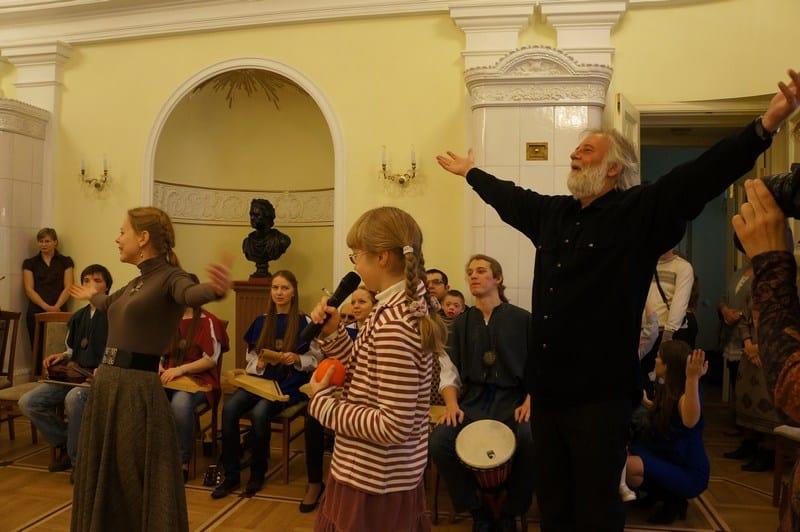 Сергей Стангрит. Фото Марии Голубевой