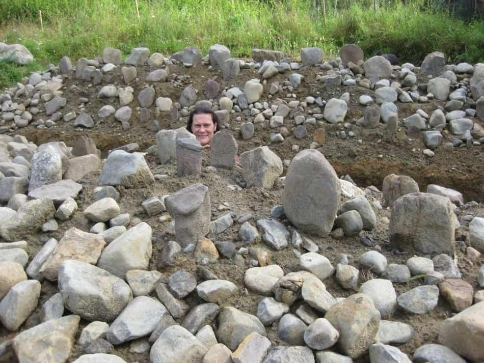Вейкко Бьорк. Каменный взгляд