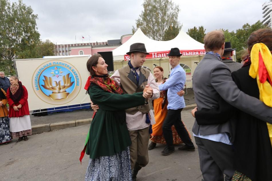 Национальная палитра Карелии