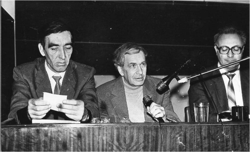 Фото из архива В.М. Петрова