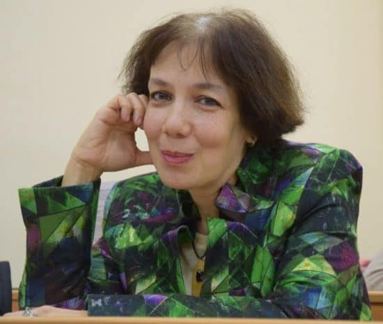 Алла Нестеренко
