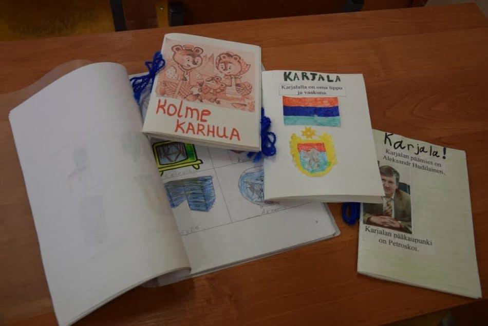 Детские книжки и проекты