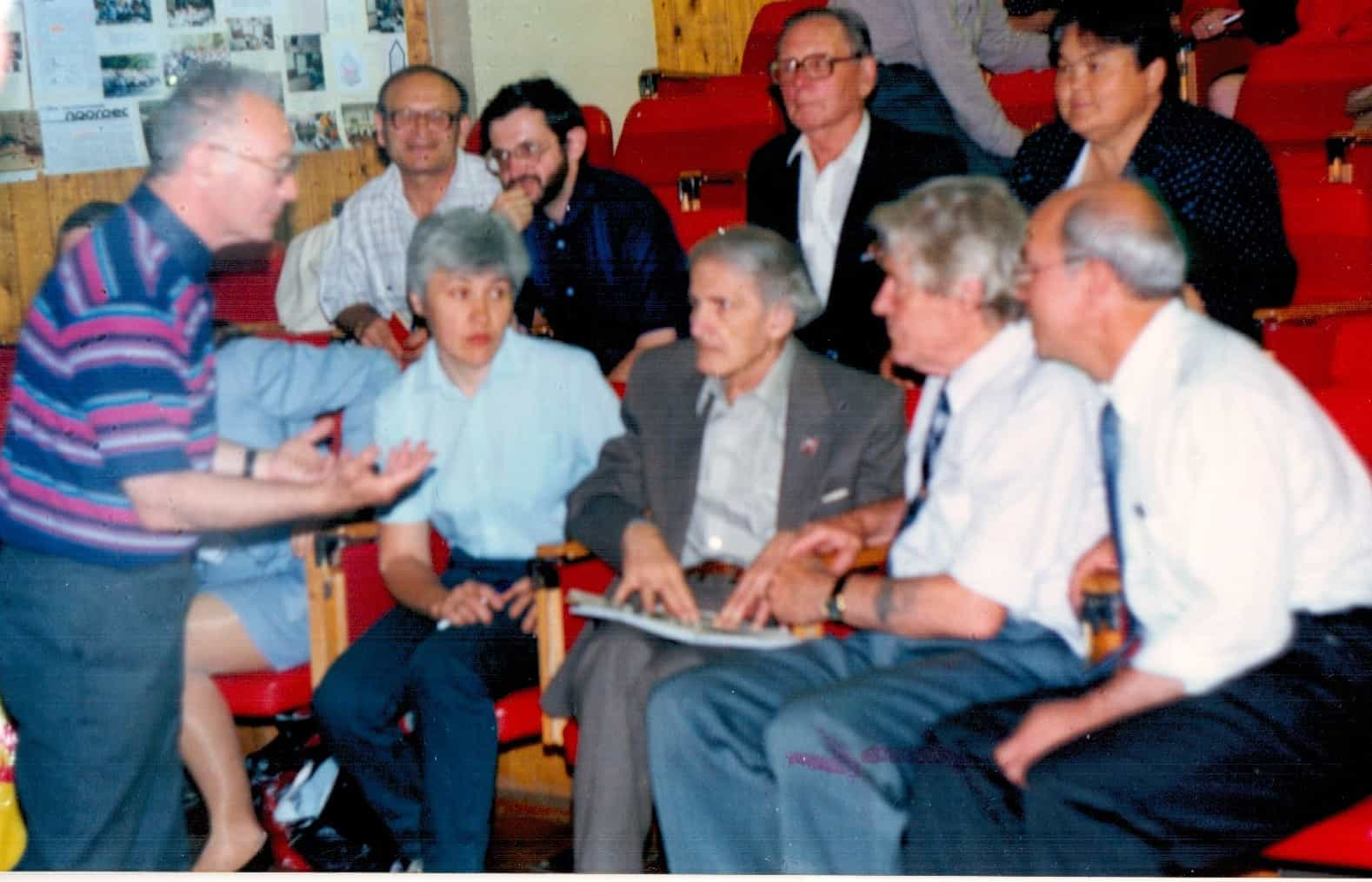 На одном из последних Петрозаводских семинаров