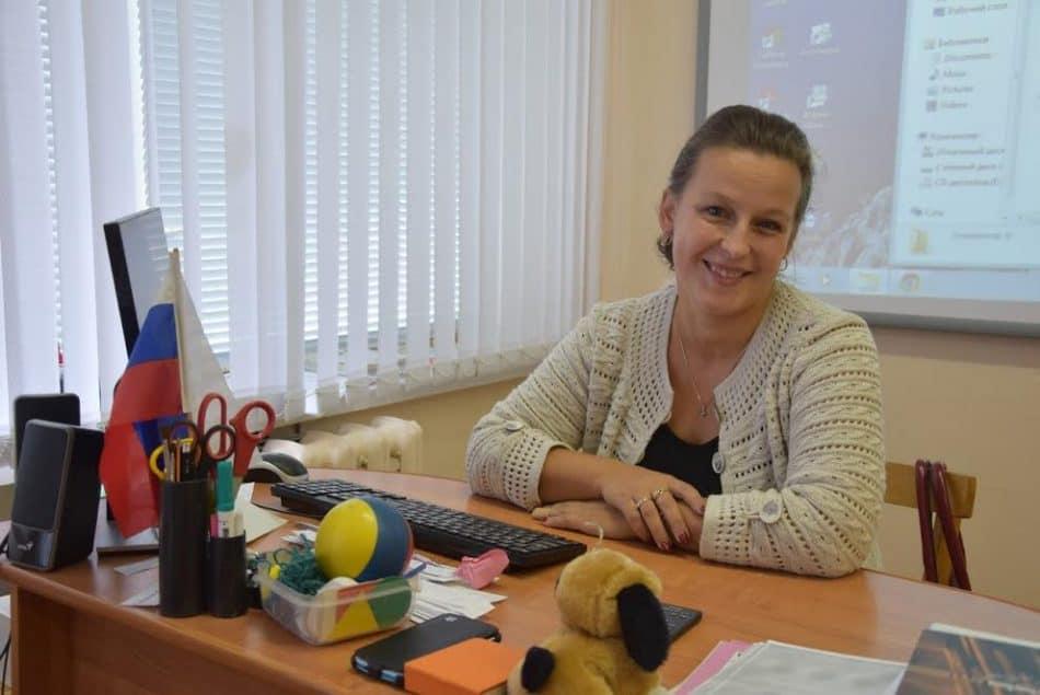 Наталья Алексеевна Шаколина