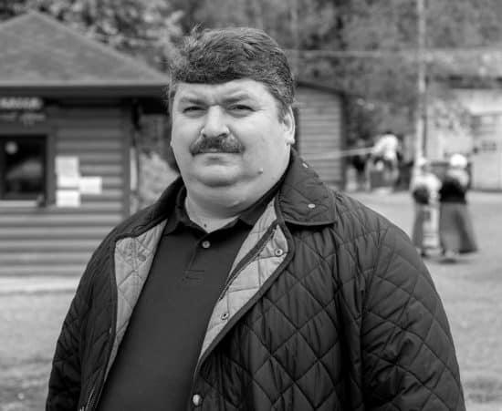 От коронавируса скончался директор Горного парка «Рускеала» Александр Артемьев