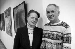Ольга и Александр Макаровы. Фото Ирины Ларионовой