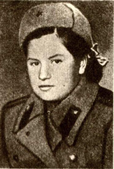 Дети войны. Дочь полка Нина Чкалова